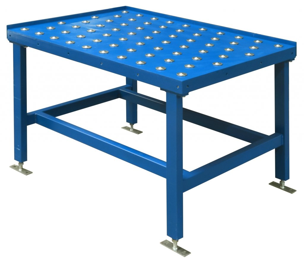 Ball Roller Table Wtt Products F 246 Rdertechnik Gmbh