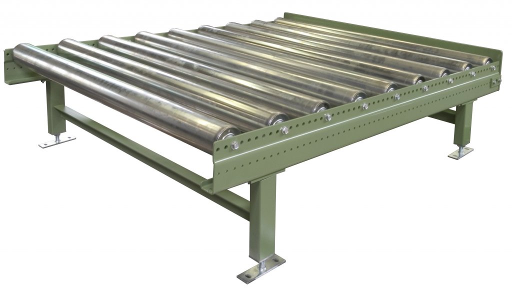 Charming Non Motorized Roller Conveyor Series 300 N